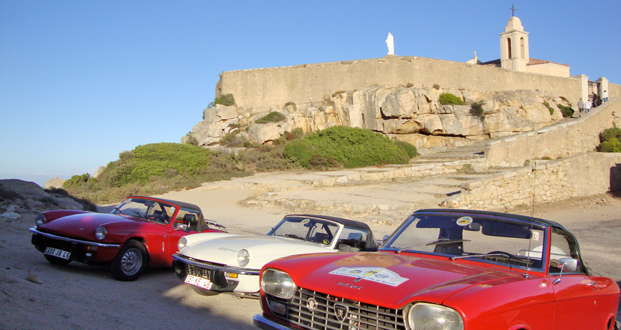 Car tours on Corsica